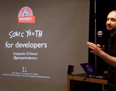 Sonic Youth for developers